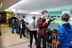 Akcja zima na strzelnicy
