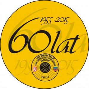 60 LAT LOK BURSZTYN logo